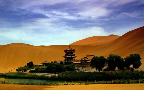 13 Days Essence of Lhasa and Epic Silk Road Tour