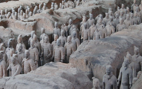 7 Days Classic Xi'an and Tibet Tour by Flight