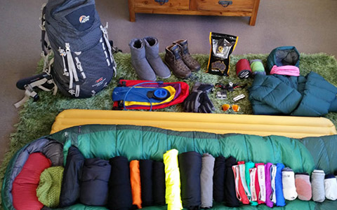 What to Pack for Everest Base Camp Trekking Tour from Nepal?