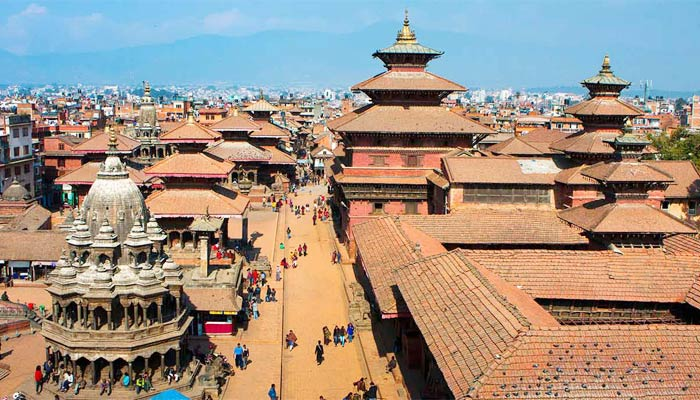 Kathmandu is rated as a city of temples
