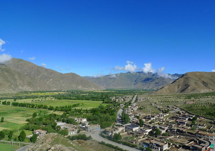 Tsedang - the Cradle of Tibetan Civilization