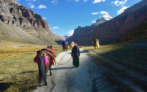 18 Days Epic Tour from Xi'an to Tibet with EBC and Manasarovar, Kailash