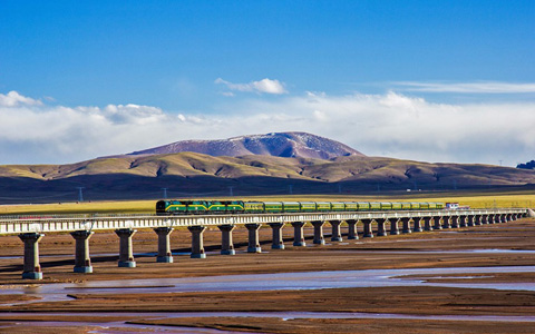 7 Days Classic Chengdu and Tibet Impression Tour by Train