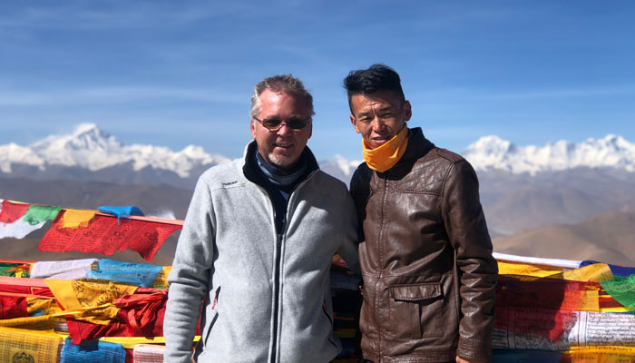 Private tour of Tibet
