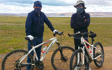 The Most Complete Guide to Lhasa to Namtso Lake Cycling Tour
