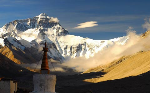 10 Days  Mt. Everest Adventure from Chengdu to Tibet by Train