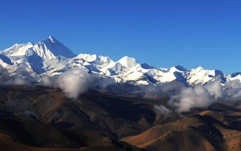 10 Days Lhasa to Everest Base Camp Tour by Train from Shanghai