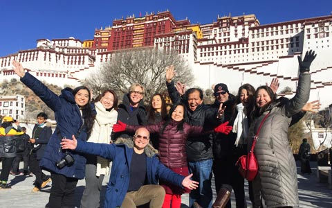 4 Days Lhasa Small Group Tour