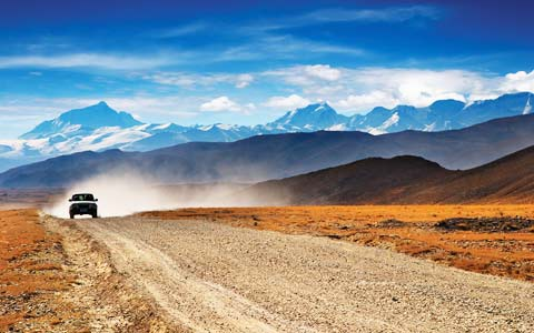 7 Days Small Group Lhasa to Kathmandu Overland Tour