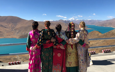 11 Days Guangzhou, Xining and Lhasa and Shigatse Tour by Train