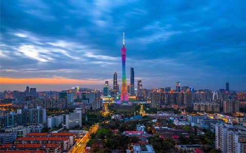 9 Days Guangzhou, Xi'an and Lhasa Tour by Train