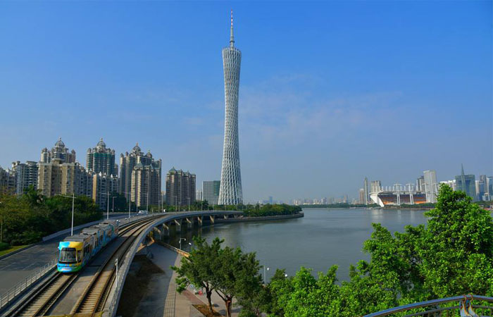 Guangzhou city tour