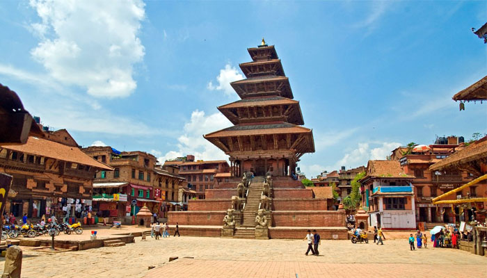 Explore the amazing sights of the Kathmandu Valley
