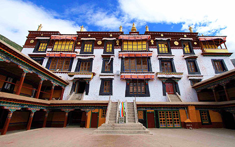 Monasteries in Lhasa: More than the Jokhang Temple