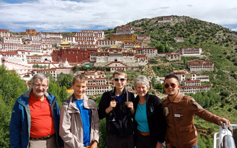 5 Days Lhasa and Ganden Monasteries Small Group Tour
