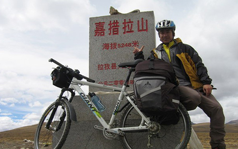 The Most Classic Tibet Cycling Tour Routes