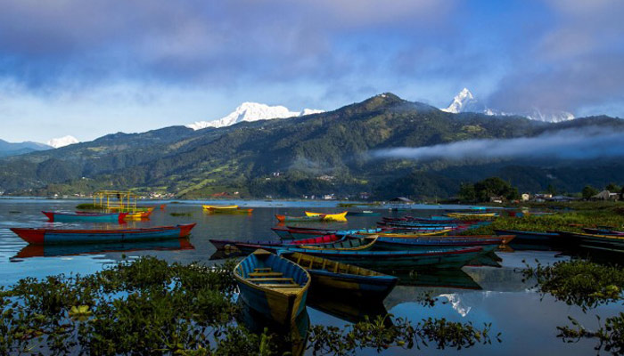Pokhara has some of the most beautiful lakes in Nepal