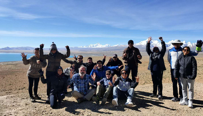 Join in Tibet Group Tour