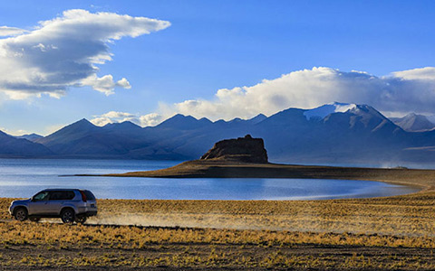 Overland Trip from Xinjiang to Lhasa