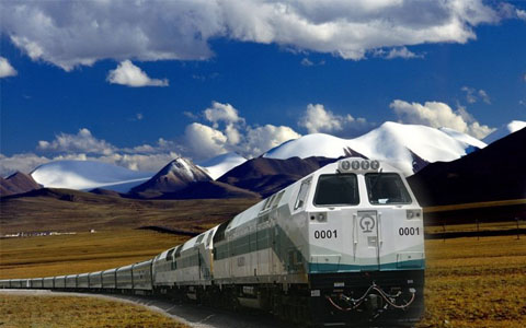 Tibet Train Schedule and Timetable