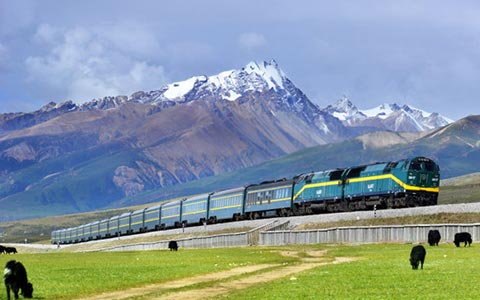 Why Travel Tibet by Train? Reasons to Take a Tibet Train to Lhasa
