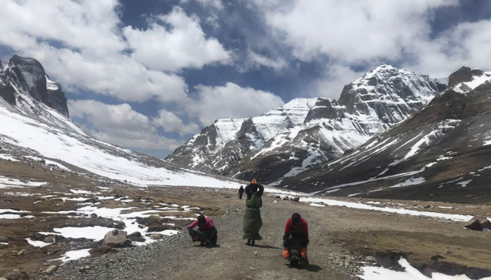 Mount Kailash Kora in May