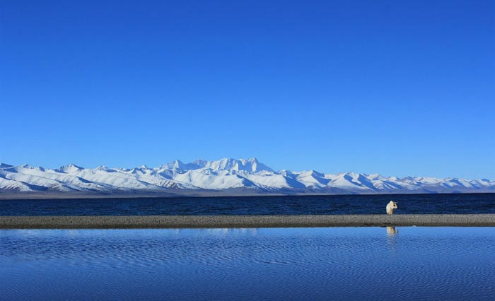 Visit Namtso Lake in October