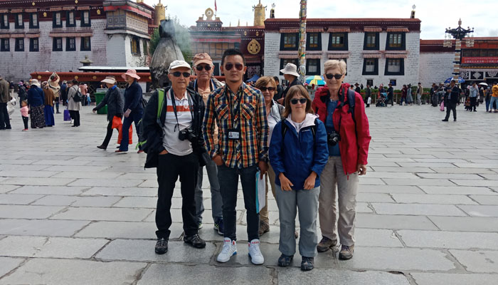 Customers Choose Our Tibet Travel Agency