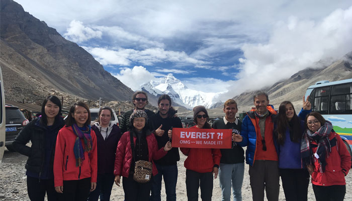 Choose our Tibet group tour