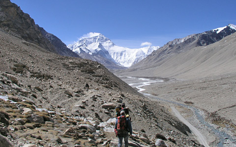 12 Days A Trek to North Face Base Camp of Mt. Everest