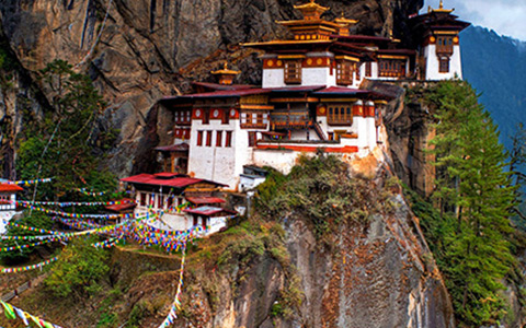 13 Days Tibet, Nepal and Bhutan Tour