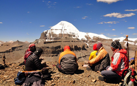14 Days Overland from Nepal with Mt. Kailash Pilgrim