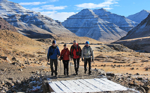15 Days Mt. Kailash Pilgrimage with Mt. Everest Adventure