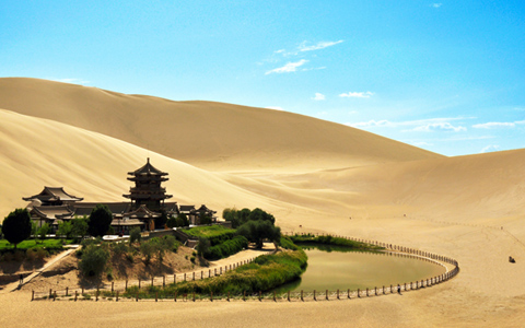 16 Days Adventurous Silk Road with Splendid Tibet Odyssey