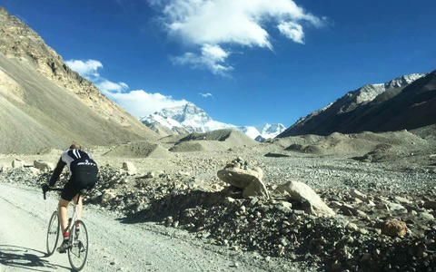 21 Days The ultimate Mountain Biking expedition across the roof of the world