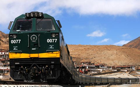 6 Days Tibet Tour from Beijing by Train