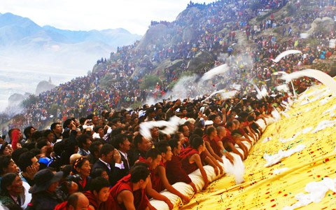 6 Days Lhasa Shoton Festival Tour