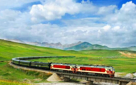 6 Days Tibet Tour by Train from Shanghai