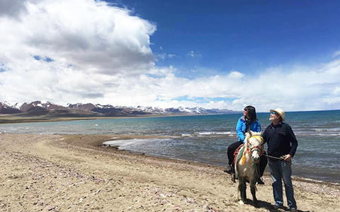 6 Days Leisure Time with Family nearby Holy Lake Namtso