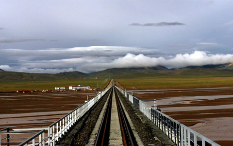 6 Days Tour from Chengdu to Tibet by Train