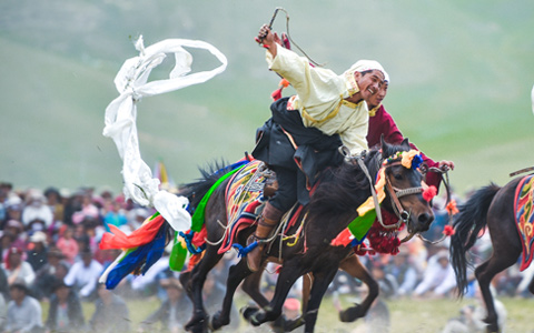 7 Days Gyantse Horse Racing Festival Tour