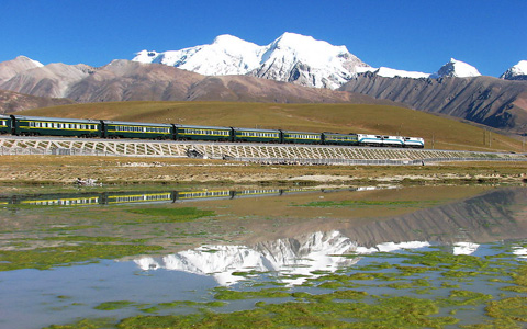 7 Days Tibet Golden Route Expedition with Train from Xining to Tibet