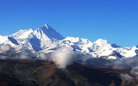 8 Days Tibet Essences with Mt. Everest Adventure Tour