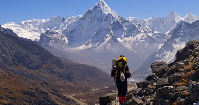 Tibet'in ve dünyanın en güzel trekking turu : Ganden - Samye yürüyüş rotası