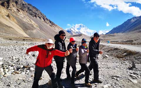 8 Days Kathmandu to Lhasa Driving Across Himalaya Overland Adventure Tour