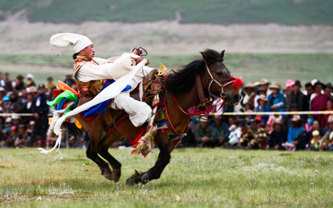 8 Days Nagchu Horse Racing Festival Tour