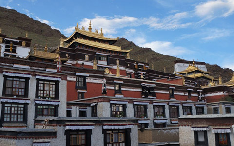 8 Days Tibet Golden Route Expedition with Train from Shanghai to Lhasa