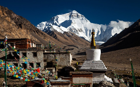 8 Days Adventure Tour for Mt. Everest & a Detour to Sakya
