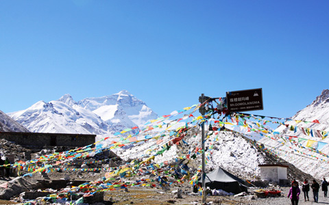 8 Days Tibet Essences with Mt. Everest Photography Tour