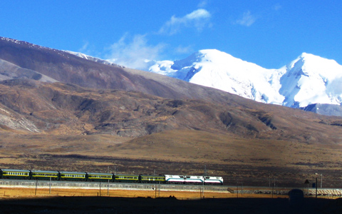 8 Days Lhasa to Kathmandu Overland Adventure with Train from Xining